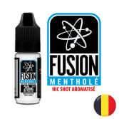 Halo Fusion Menthol Nicoboost - Pack de 12 flacons BELGIQUE