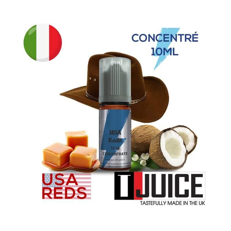 USA Reds Aroma Concentrato 10ML ITALIA
