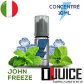 John Freeze Aroma Concentrato 10ML ITALIA