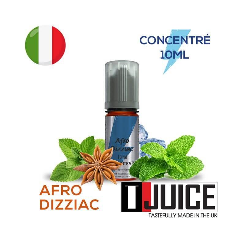 Afro Dizziac Aroma Concentrato 10ML ITALIA