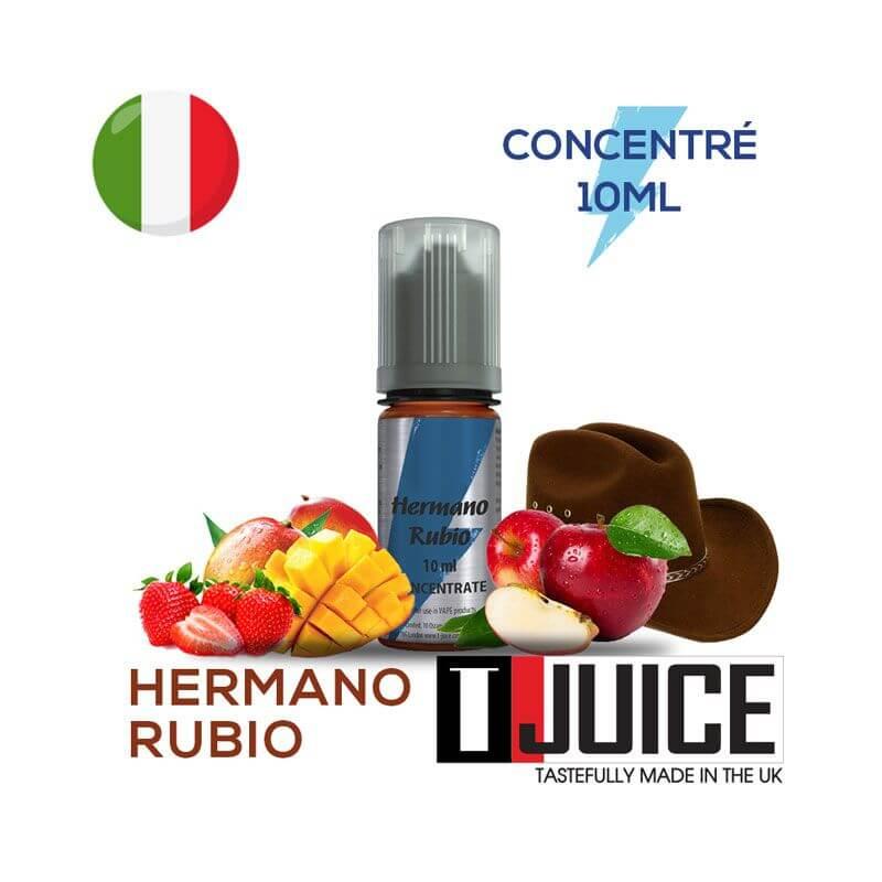 Hermano Rubio Aroma Concentrato 10ML ITALIA