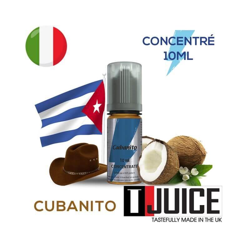 Cubanito Aroma Concentrato 10ML ITALIA