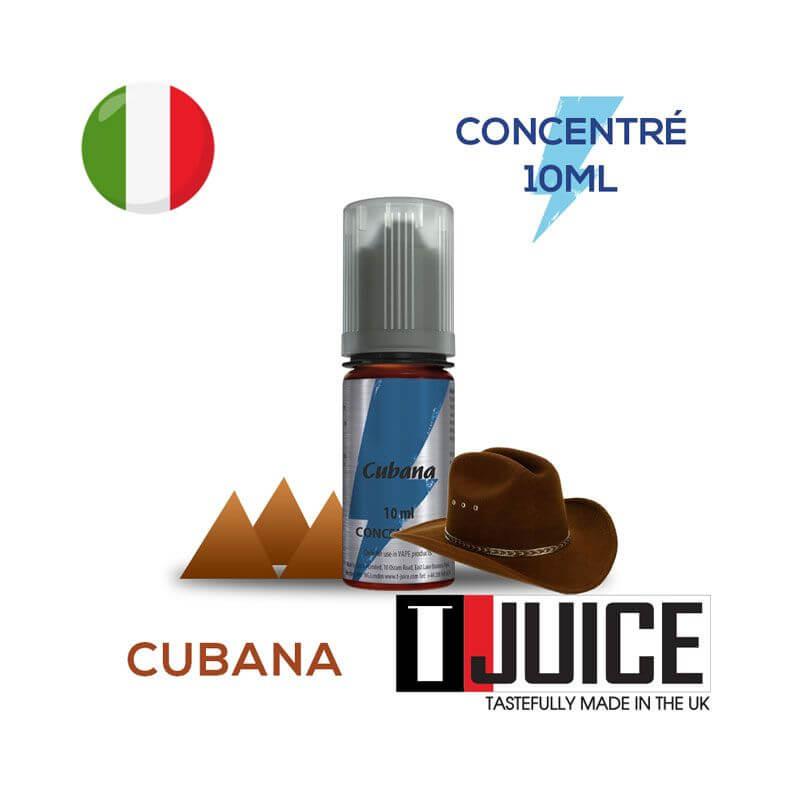 Cubana Aroma Concentrato 10ML ITALIA