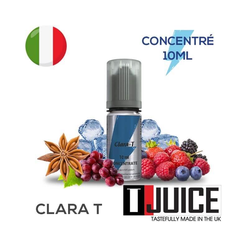 Clara-T Aroma Concentrato 10ML ITALIA