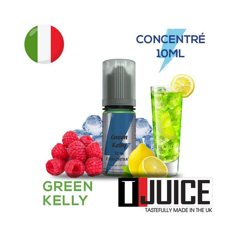 Green Kelly Aroma Concentrato 10ML ITALIA