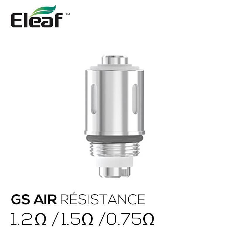 Eleaf Résistance GS AIR (5pcs)