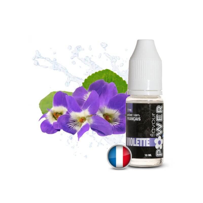 Flavour Power 10ml: VIOLETTE 80/20