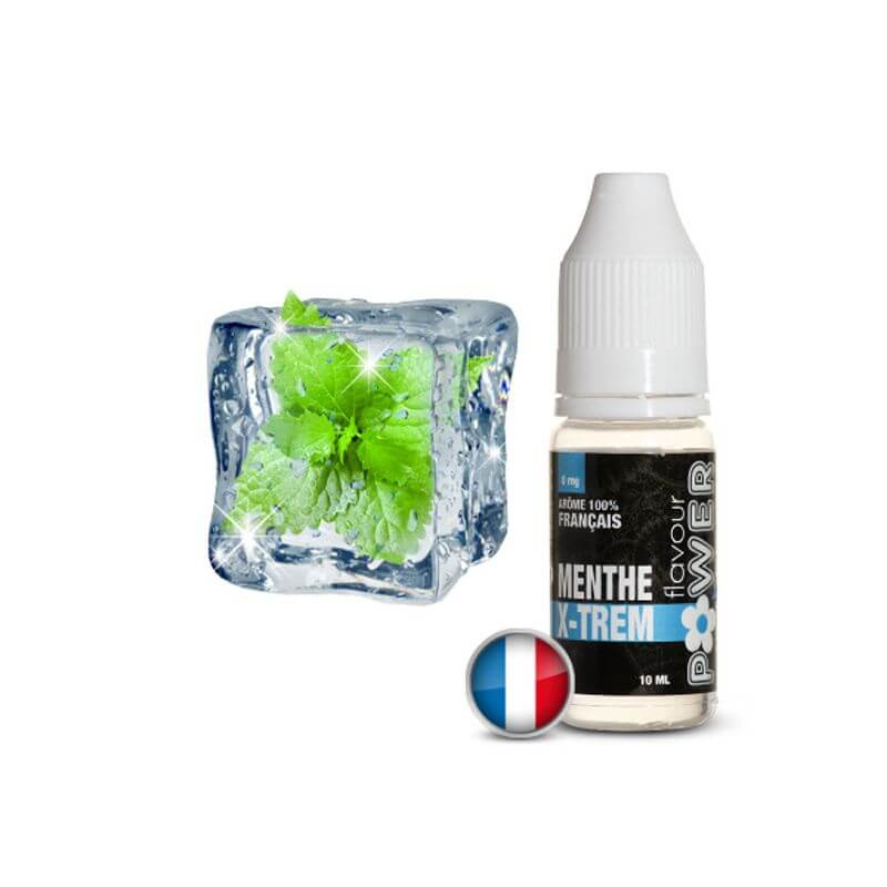 Flavour Power 10ml: MENTHE X-TREM 80/20
