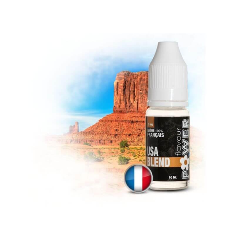 Flavour Power 10ml: USA BLEND 80/20