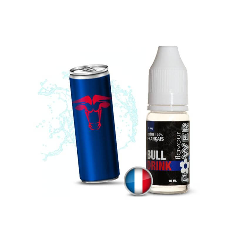 Flavour Power 10ml: BULL DRINK 80/20