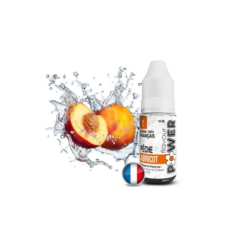 Flavour Power 10ml: Pêche Abricot 50/50