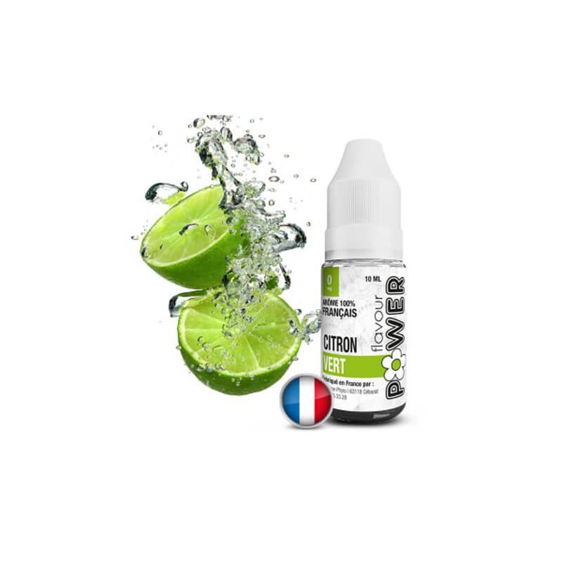 Flavour Power 10ml: Citron Vert 50/50