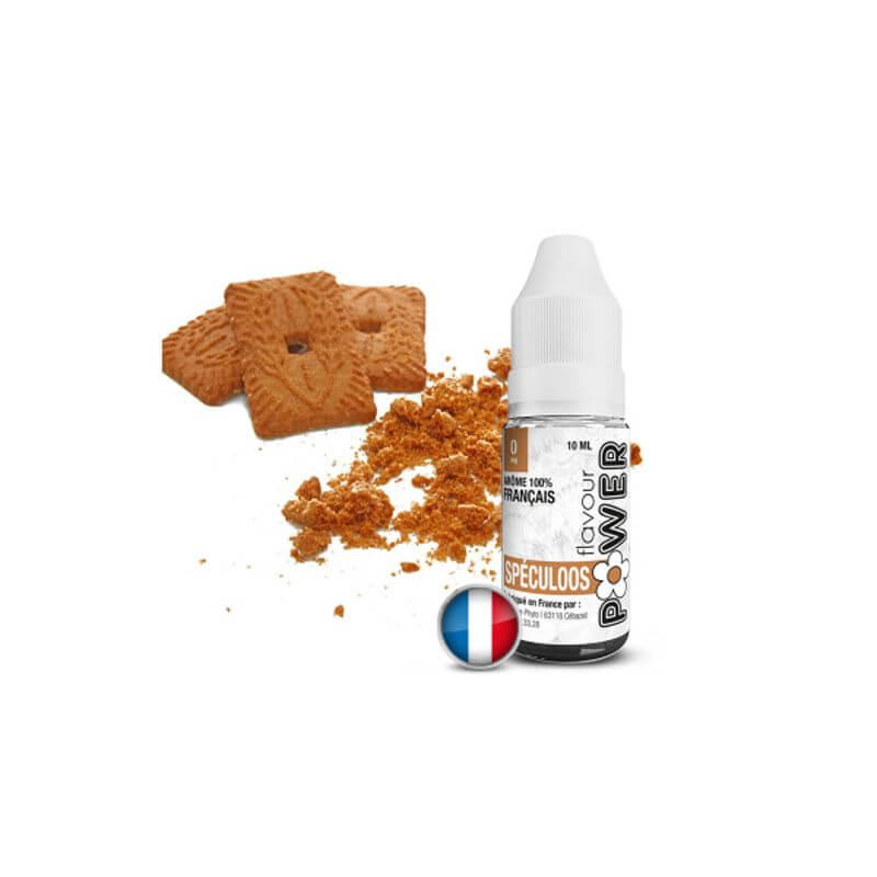 Flavour Power 10ml: Speculoos 50/50