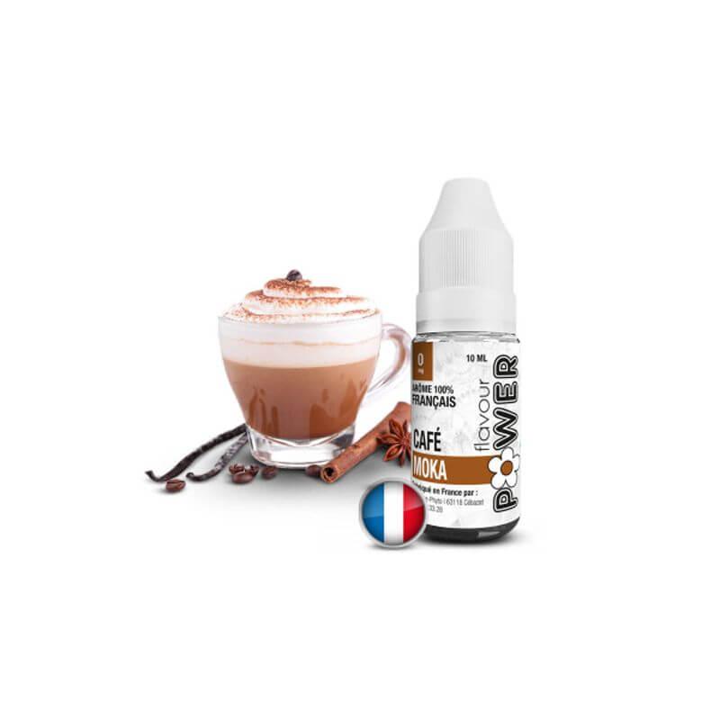 Flavour Power 10ml: Café Moka 50/50
