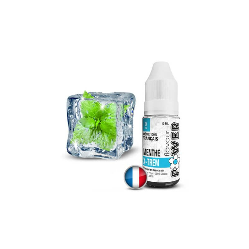 Flavour Power 10ml: Menthe X-Trem 50/50