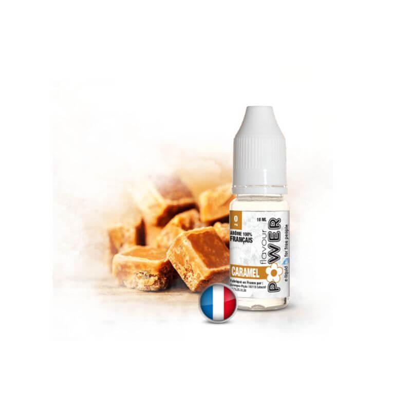 Flavour Power 10ml: CARAMEL 50/50
