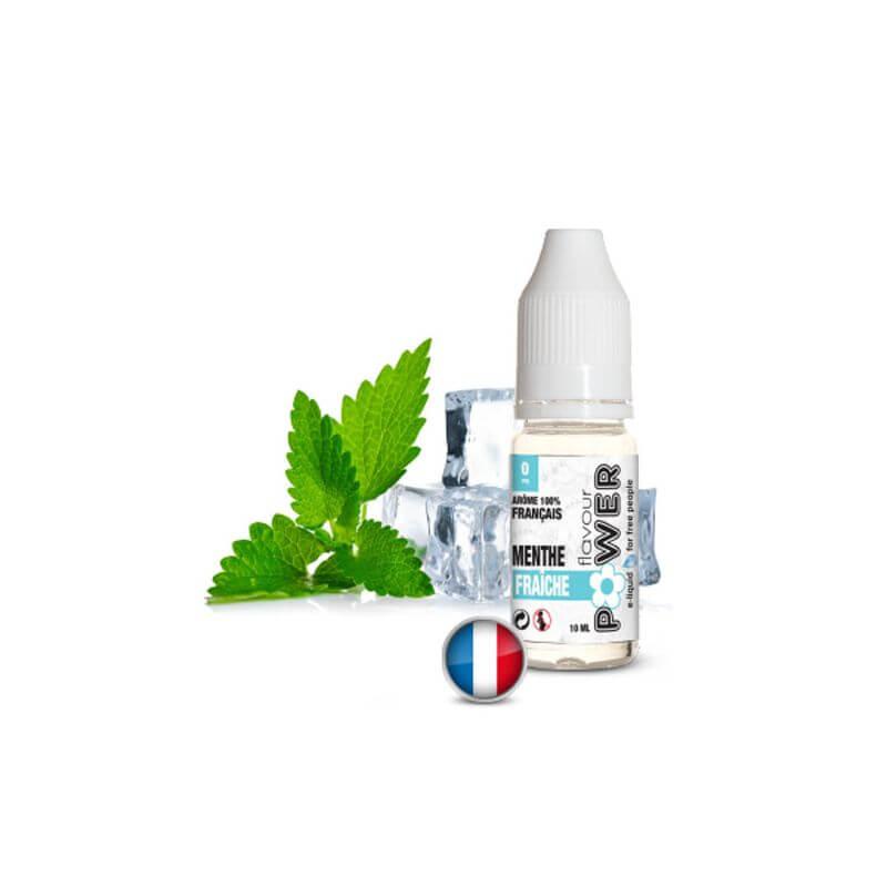 Flavour Power 10ml: MENTHE FRAÎCHE 50/50