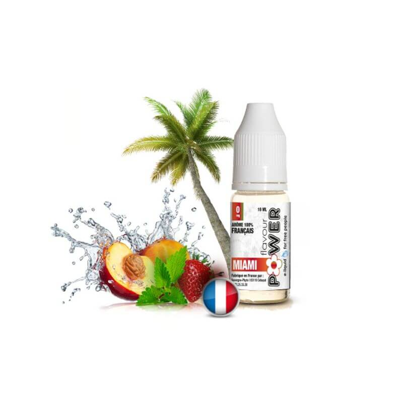 Flavour Power 10ml: MIAMI 50/50