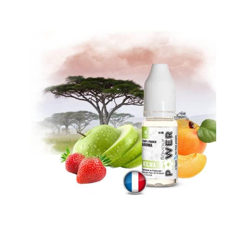 Flavour Power 10ml: KILWA 50/50