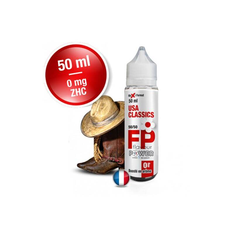 Flavour Power: USA Classics 50 ML