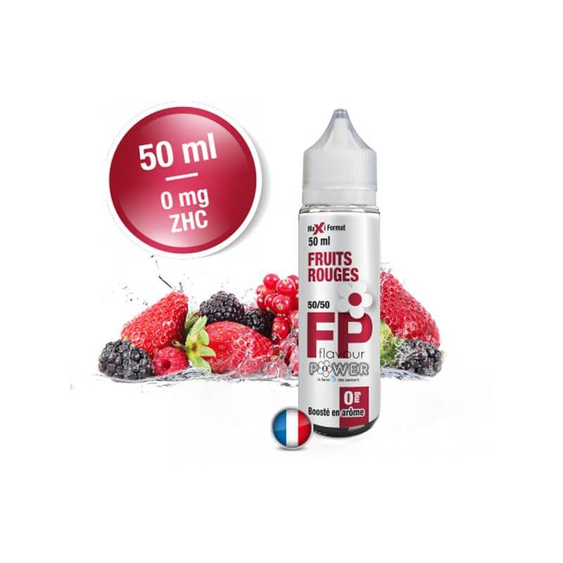 Flavour Power: Fruits Rouges 50 ML
