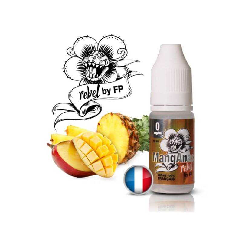 Flavour Power PREMIUM 10ml: MangAnas