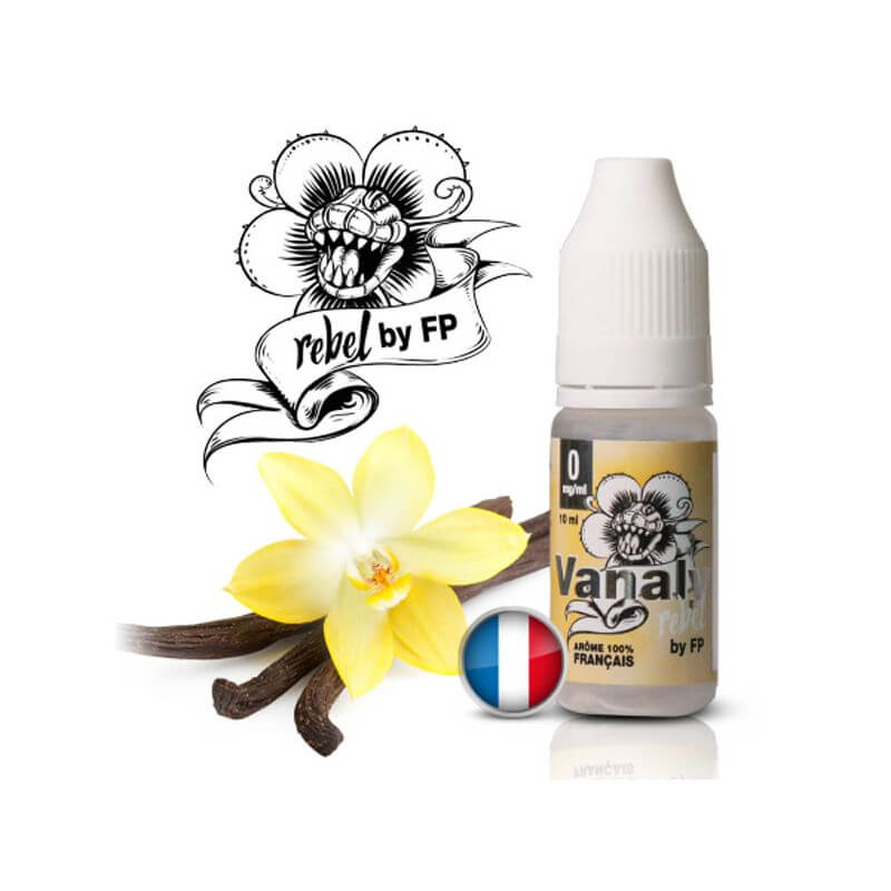Flavour Power PREMIUM 10ml: Vanaly