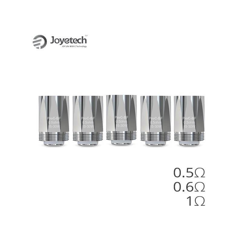 Joyetech Résistance ProC-BF pour CuAIO/CUBIS 2 (5pcs)