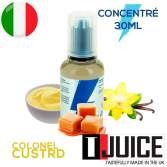 Colonel Custard Aroma Concentrato 30ML ITALIA