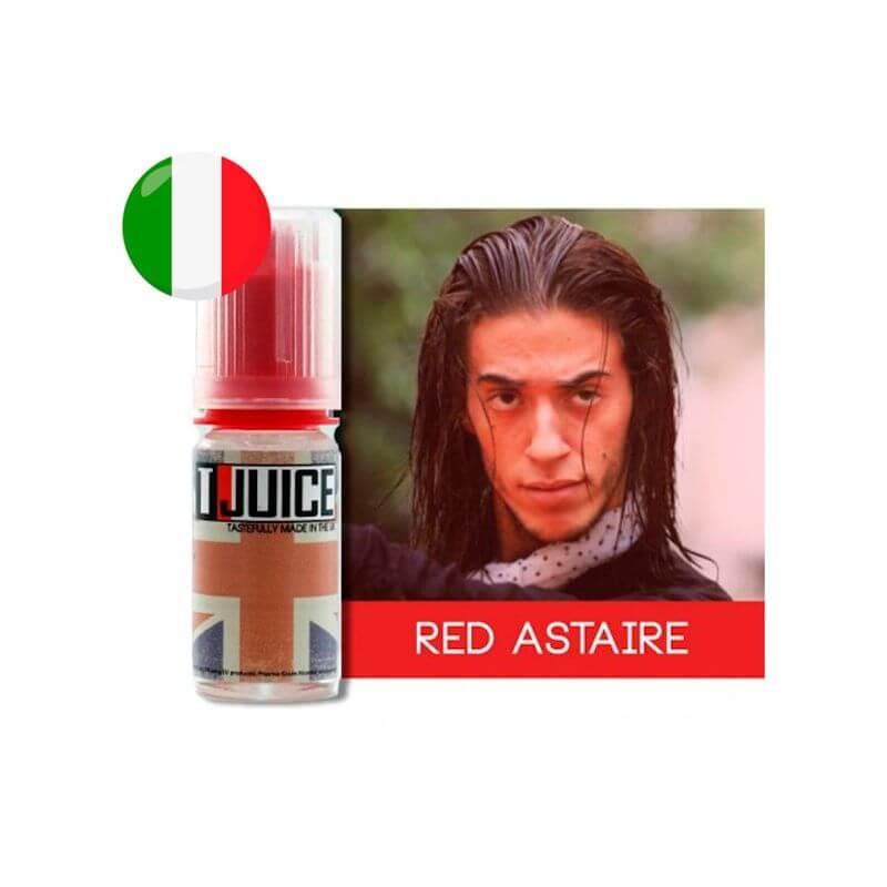 Tjuice-Red Astaire 10ML TPD ITALIA