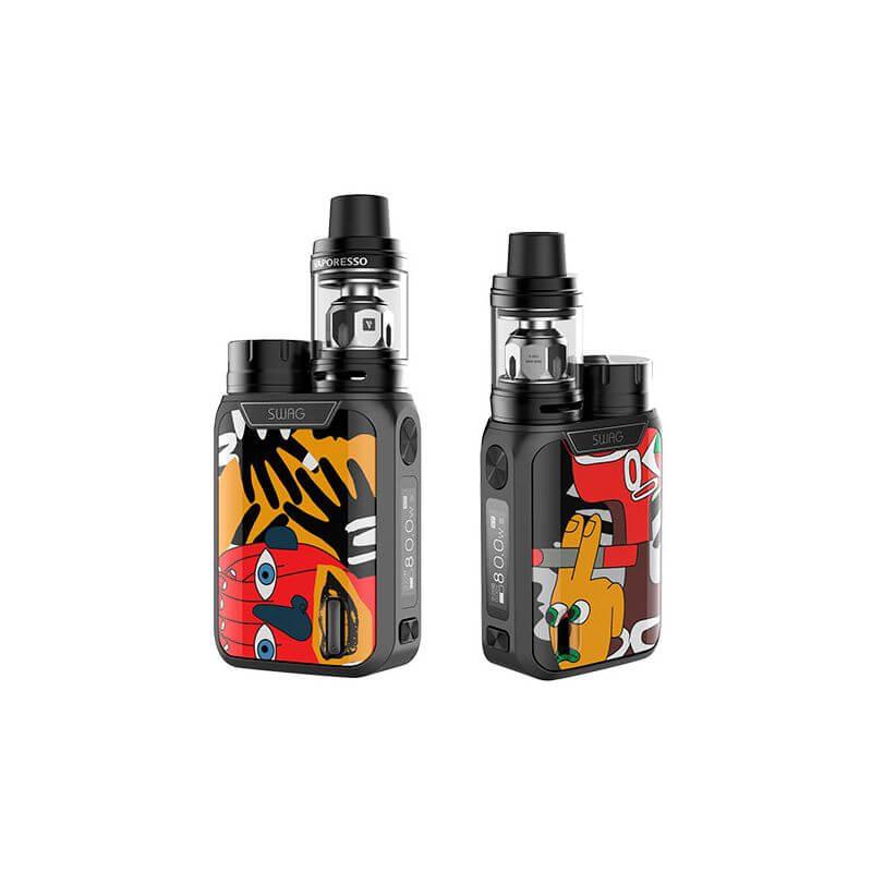 Vaporesso Swag kit 80W - Édition spéciale