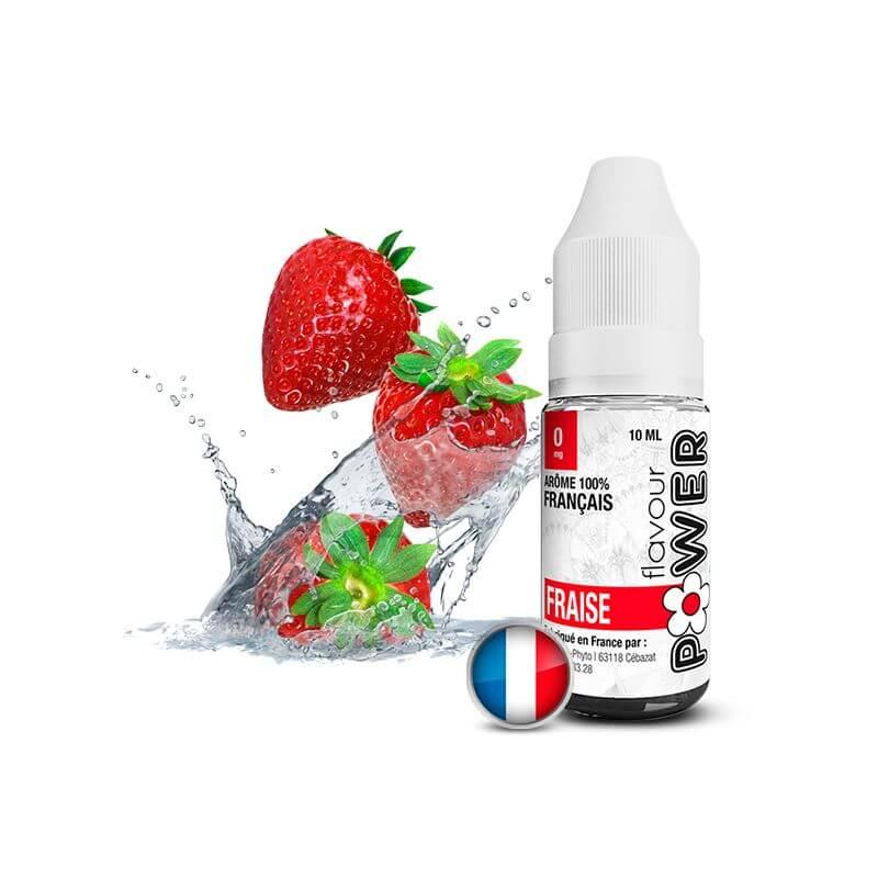 Flavour Power 10ml: Fraise 50/50