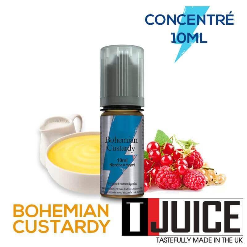 Bohemian Custardy 10ML Concentré