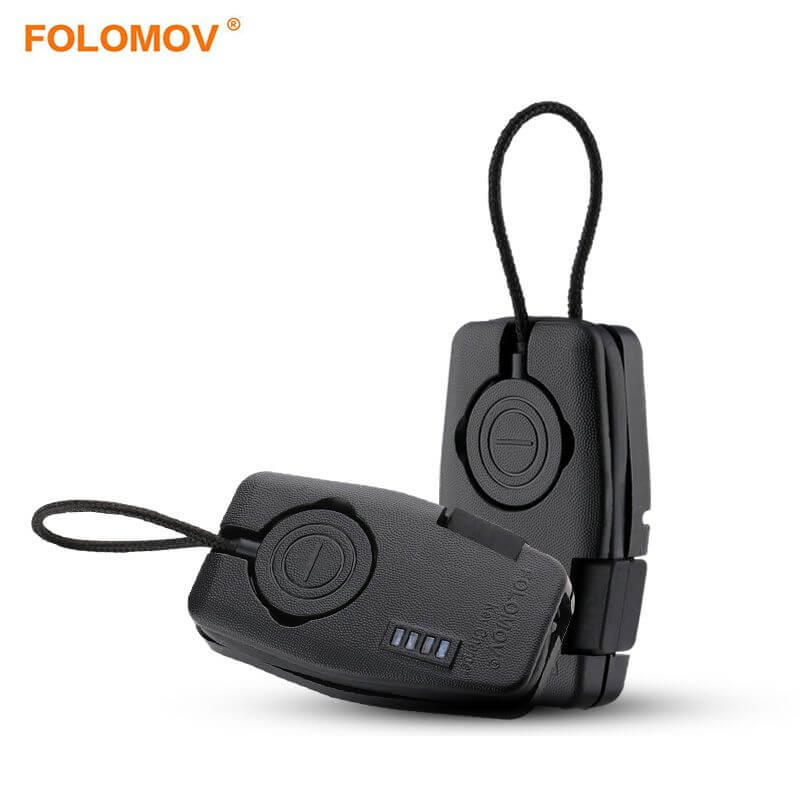 Folomov Chargeur magnétique porte-clé