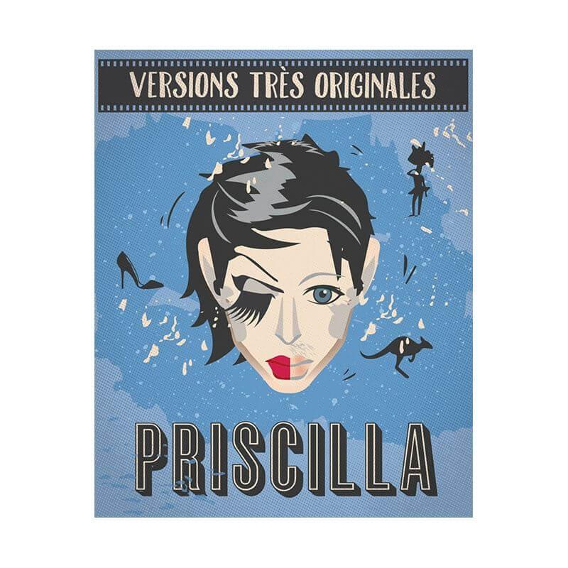 Le French Liquide: Priscilla 3x10ml
