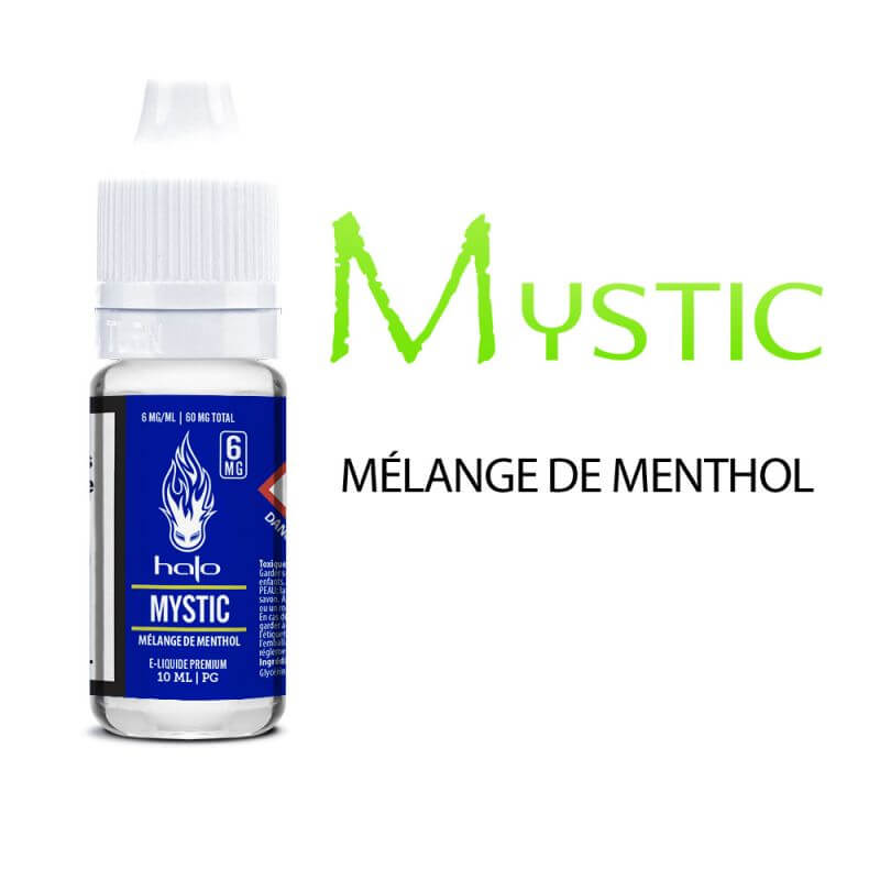 Halo 10ml: PG Mystic