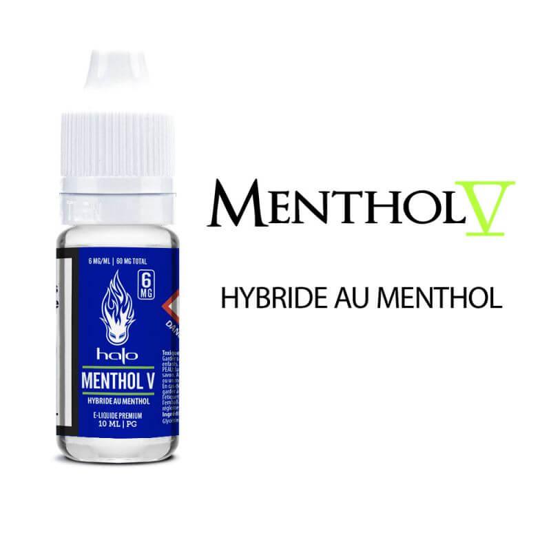 Halo 10ml: PG Menthol V