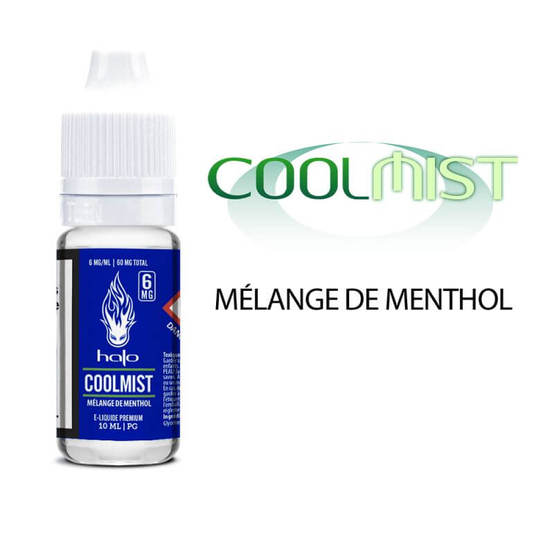 Halo 10ml:PG Coolmist