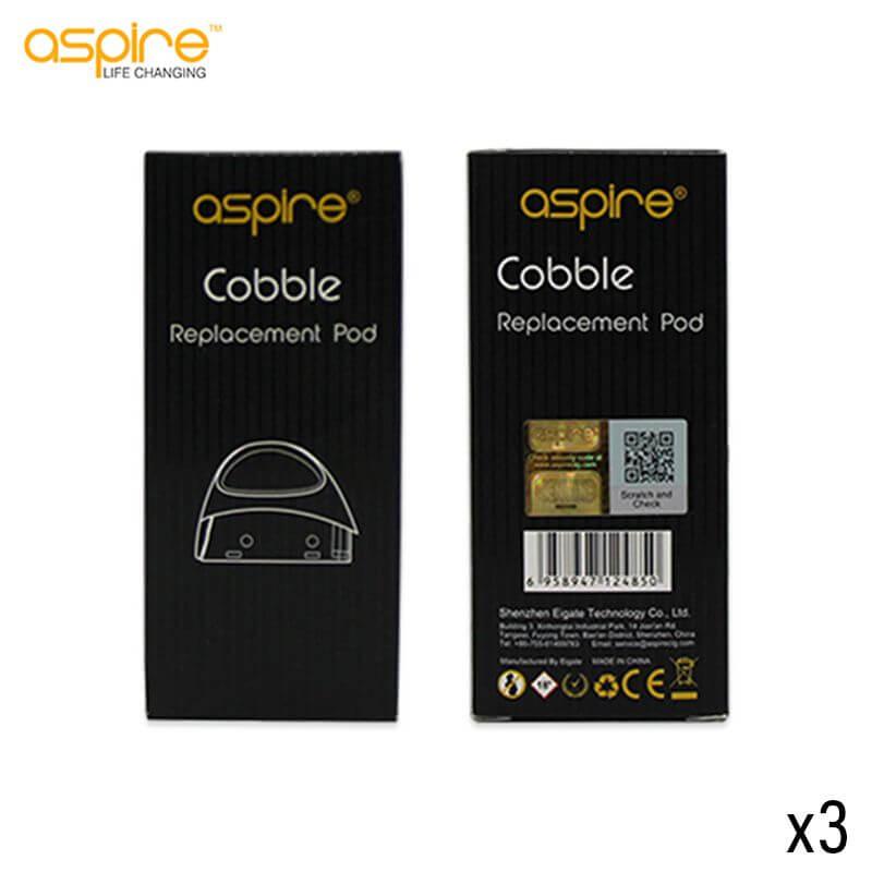 Aspire Cartouches Cobble (3 pcs)