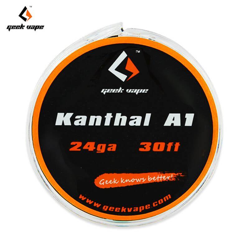 GeekVape Fil résistif Kanthal A1 30ft