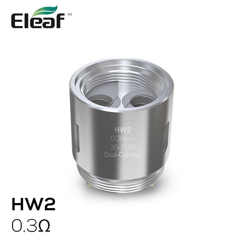 Eleaf Résistances HW (packs de 5pcs)