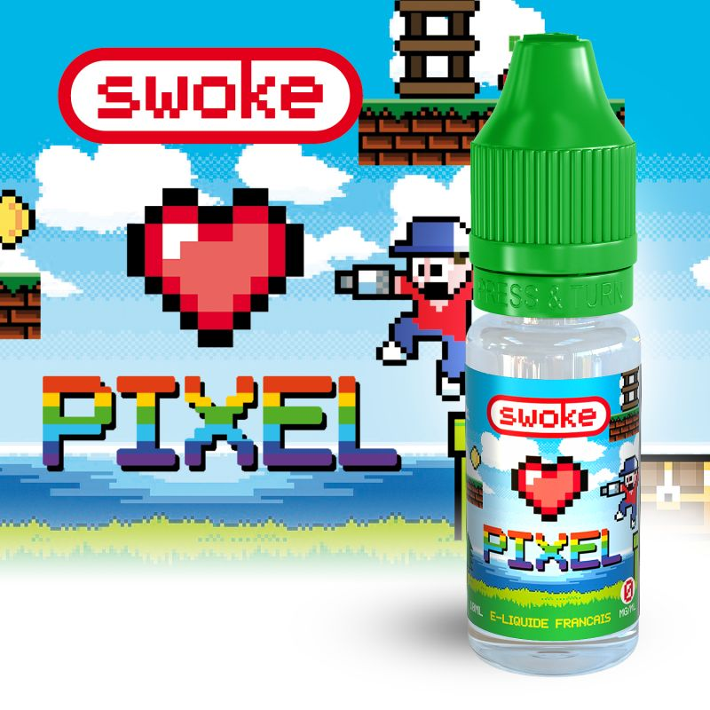 Swoke: Pixel 10ml