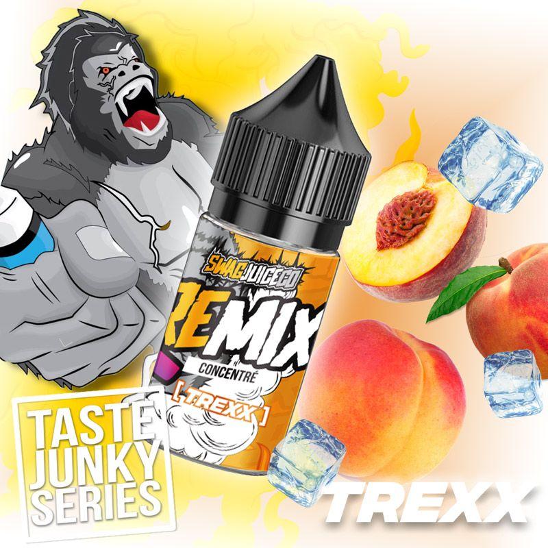 SWAG REMIX Concentré 30ml - TREXX - Taste Junky Series