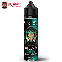 Firehouse Vape: Blues and Twos - 50ml