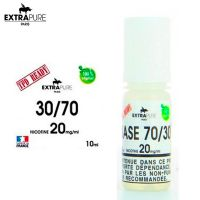 Extrapure: Booster 30/70 PG/VG