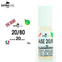 Extrapure: Booster 20/80 PG/VG