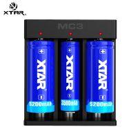 Xtar Chargeur d'accus MC3