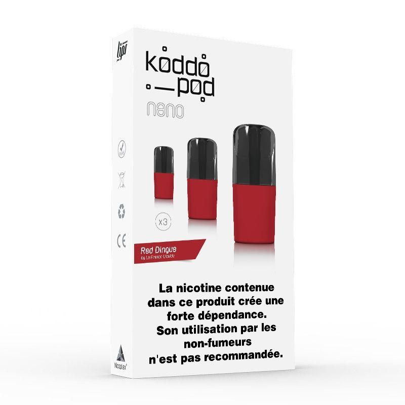 Pods Red Dingue 2ML (3pcs)