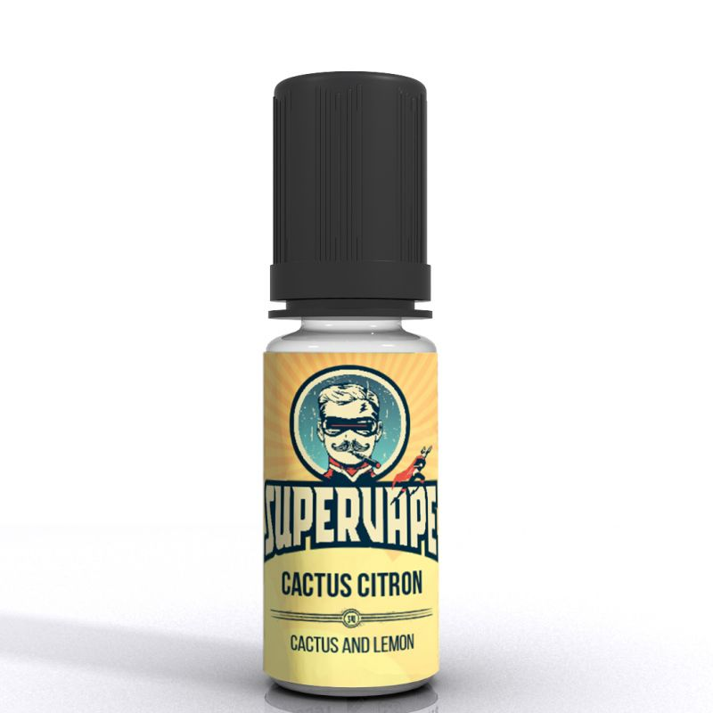 SuperVape: Concentré Cactus citron 10ml