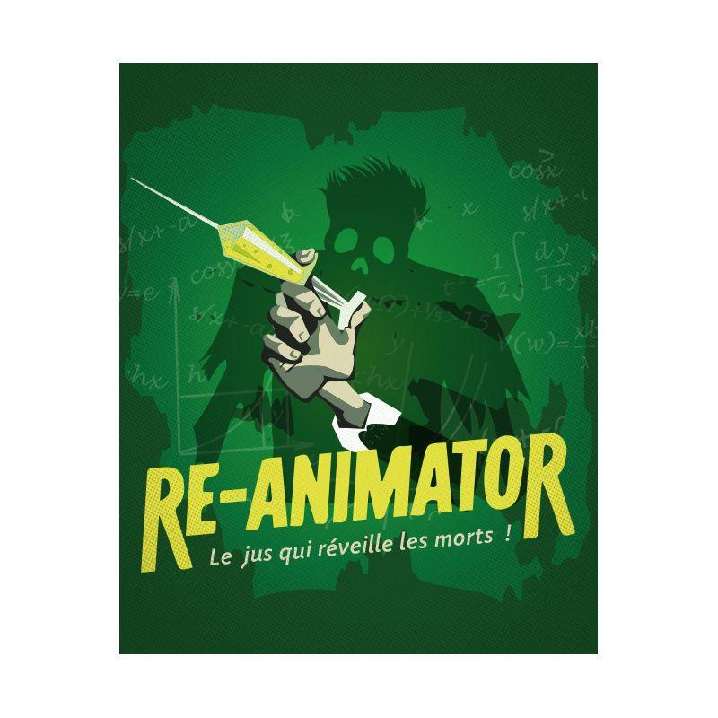 Le French Liquide: Re-Animator 3x10ml